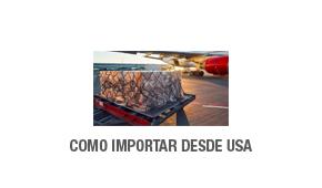 Importar desde USA